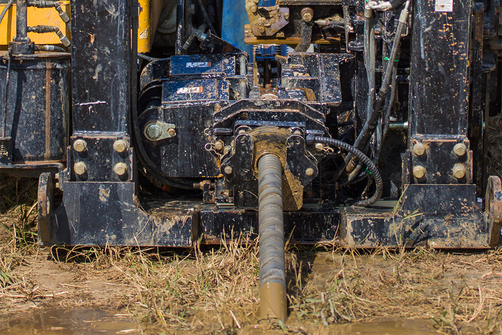 TC Infrastructure Services - Directional Drilling